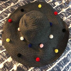 BCBGeneration beach hat